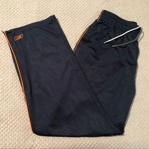 Reebok Retro Athletic Jersey Style Football Pants